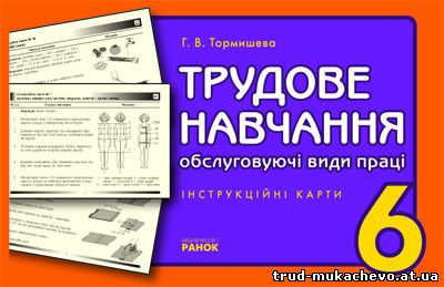 Посібник містить інструкційні карти